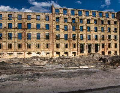 Neue Direktion in Köln – Fotos der Bauphase